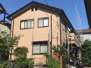 さいたま市北区 O様邸 屋根塗装・外壁塗装