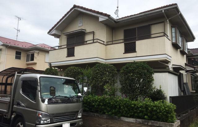 埼玉県加須市 紫原様邸 屋根塗装・外壁塗装