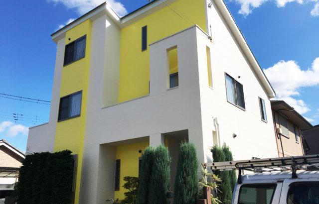 埼玉県久喜市 M様邸 屋根塗装・外壁塗装