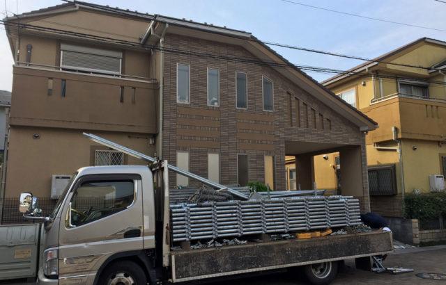 埼玉県北本市 M様邸 屋根塗装 外壁塗装