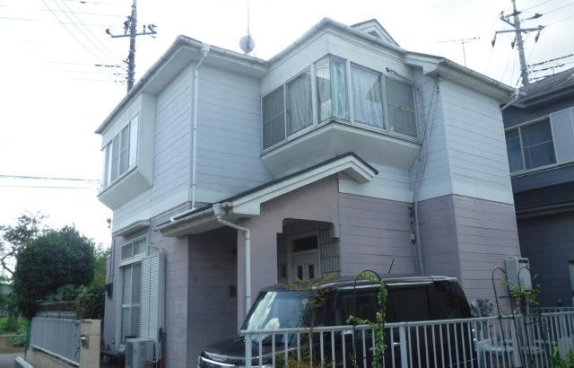 埼玉県蓮田市 山田様邸 外壁塗装 屋根塗装