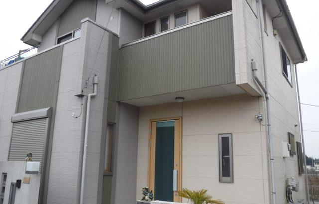 埼玉県加須市 S様邸 外壁塗装 屋根塗装