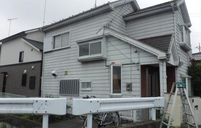 埼玉県久喜市 竹内様邸 屋根塗装・外壁塗装