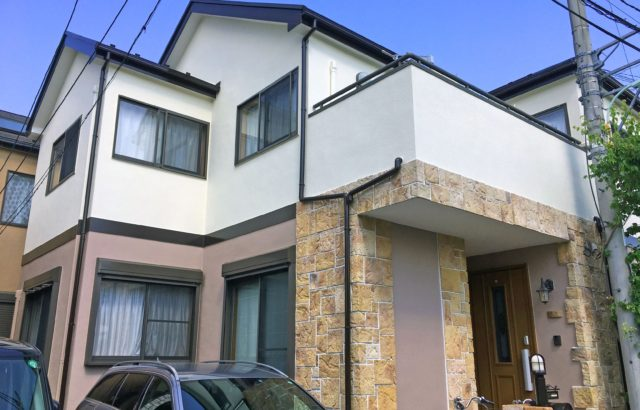 埼玉県さいたま市浦和区 S様邸 屋根塗装 外壁塗装