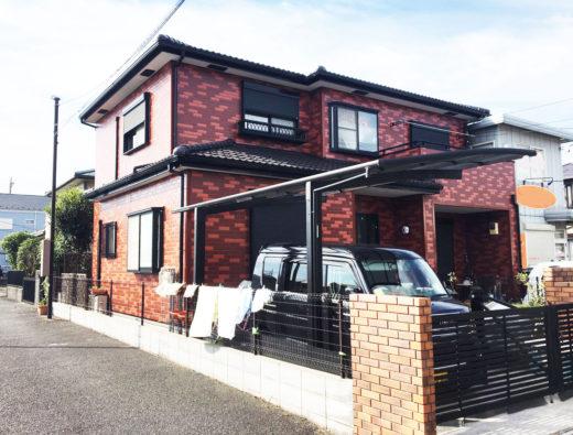埼玉県春日部市 W様邸 屋根塗装 外壁塗装