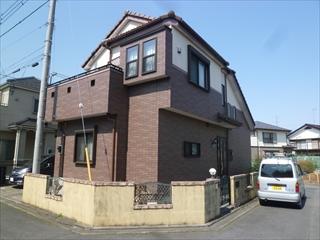 埼玉県上尾市 Y様邸 外壁塗装