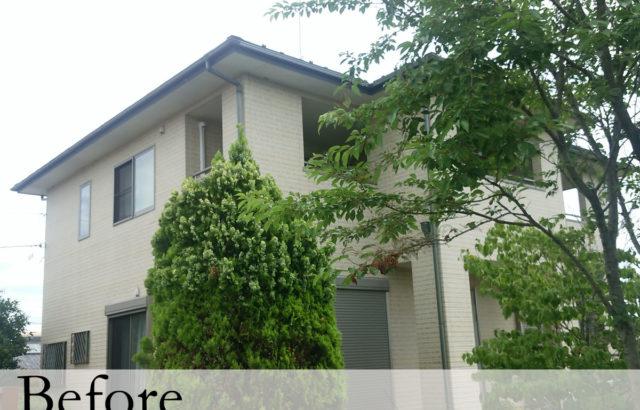 埼玉県羽生市 K様邸 屋根塗装 外壁塗装