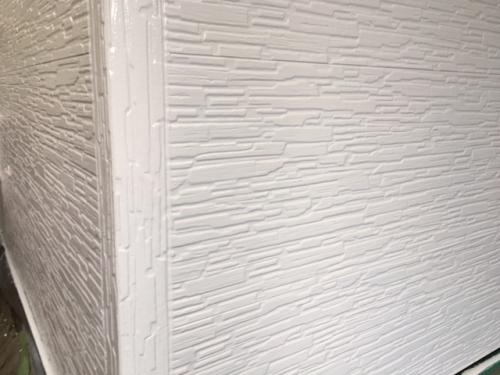 蓮田市 外壁塗装工事 フッ素で