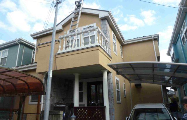 埼玉県北本市 H様邸 外壁塗装 屋根塗装