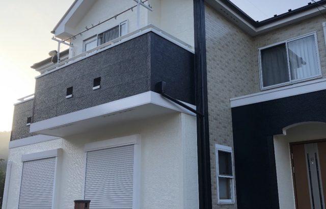 埼玉県さいたま市 外壁塗装 屋根塗装 ラジカル制御塗料と遮熱塗料使用