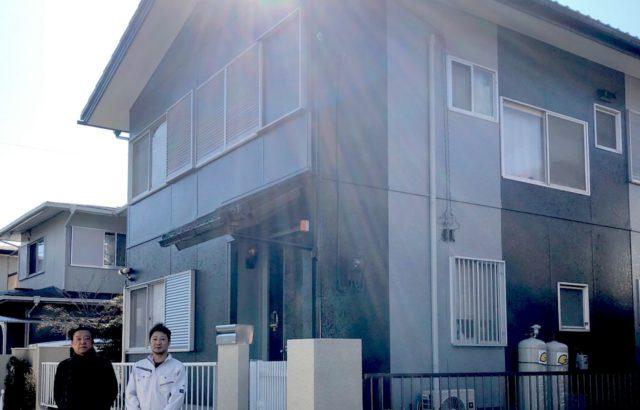 埼玉県久喜市 K様 外壁塗装・屋根塗装
