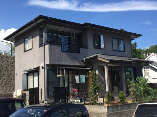 埼玉県蓮田市 S様邸 屋根塗装・外壁塗装