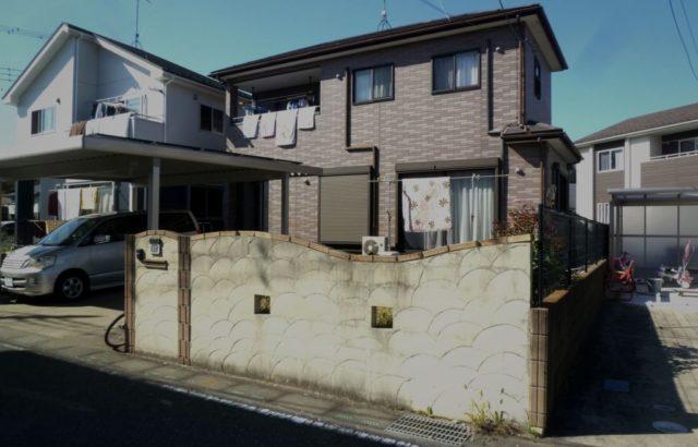 埼玉県加須市 屋根・外壁・門塀塗装、シーリング打ち替え工事