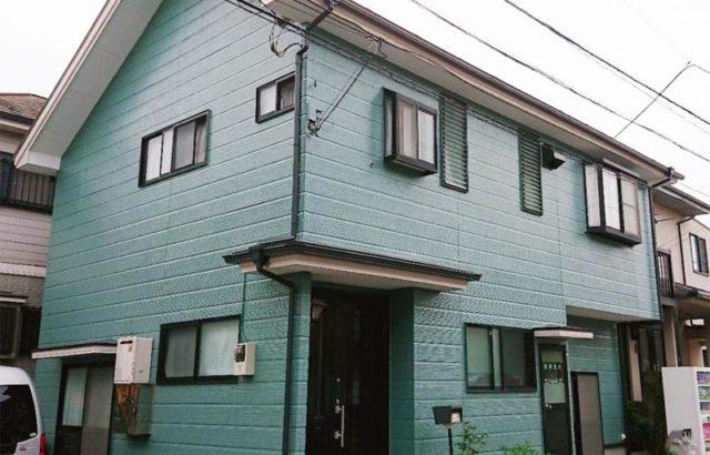 埼玉県蓮田市 外壁塗装・付帯部塗装 超低汚染リファイン