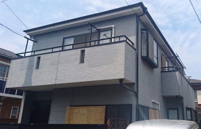埼玉県上尾市 外壁塗装 コーキング打ち替え パーフェクトトップ