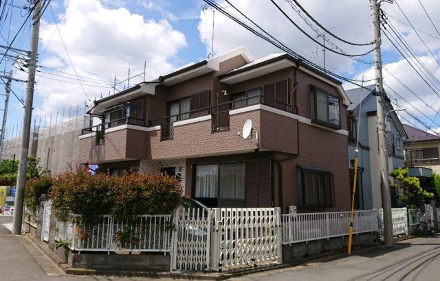埼玉県蓮田市 屋根塗装 外壁塗装 コーキング工事