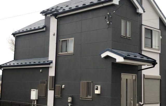 埼玉県大宮市 S様 シーリング 屋根外壁塗装工事
