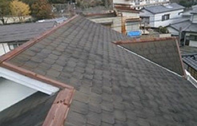 埼玉県蓮田市 屋根塗装 ファインシリコンベスト