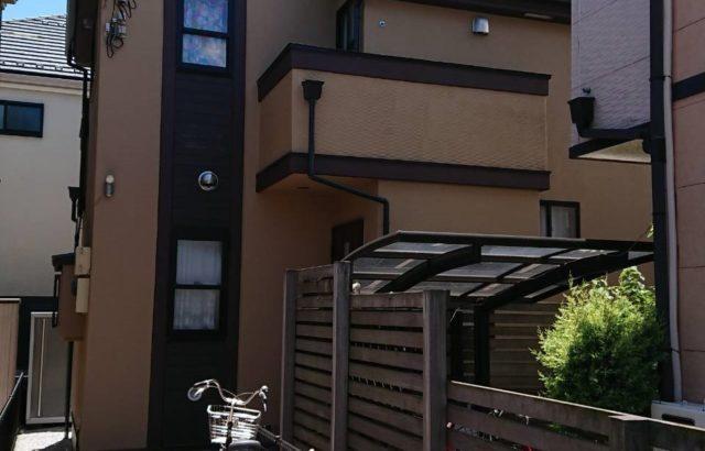 埼玉県蓮田市 屋根塗装 外壁塗装 付帯部塗装