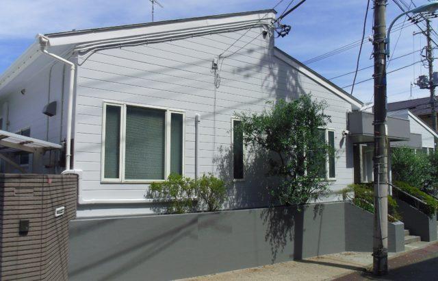 埼玉県大宮市 外壁塗装 屋根塗装 コーキング工事 屋根補修工事 付帯部塗装