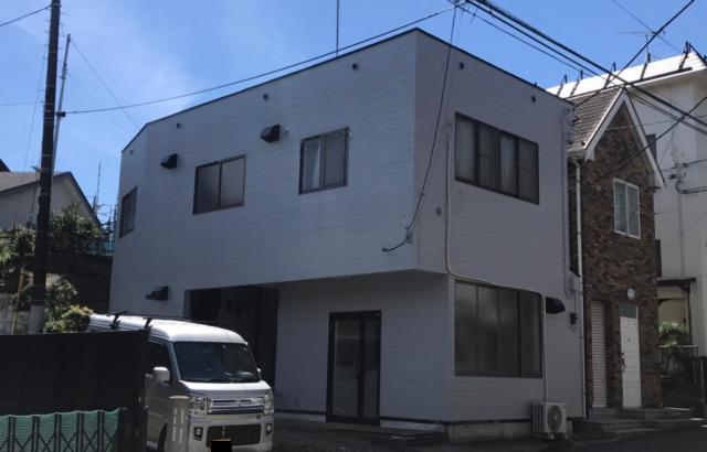 埼玉県白岡市 外壁塗装