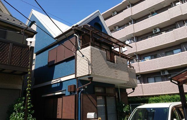 埼玉県さいたま市 外壁塗装 屋根塗装 付帯部塗装 雨樋交換 クラック補修工事
