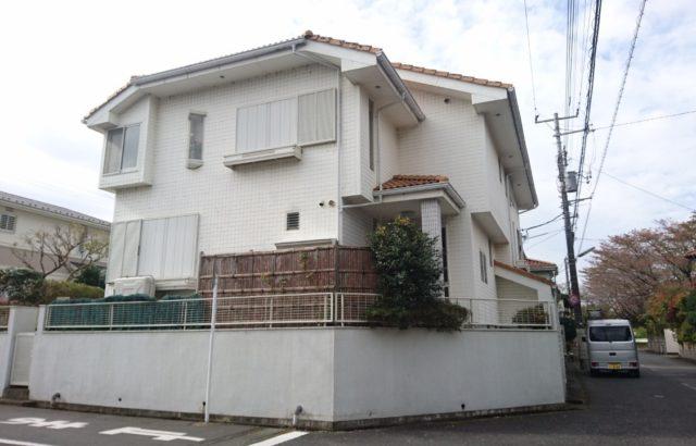 埼玉県春日部市 外壁塗装 屋根葺き替え工事 付帯部塗装