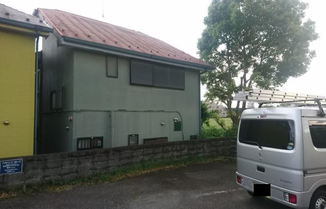 埼玉県蓮田市 外壁塗装 屋根塗装 コーキング工事 付帯部塗装 バルコニー防水工事
