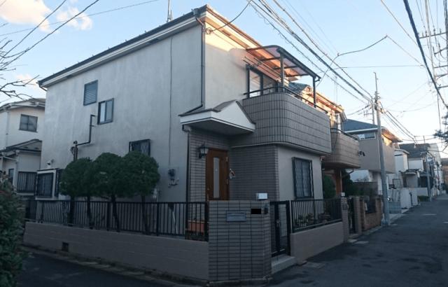 埼玉県大宮市 外壁塗装 屋根塗装 付帯部塗装 コーキング工事
