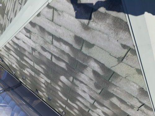 洗浄後の屋根の画像