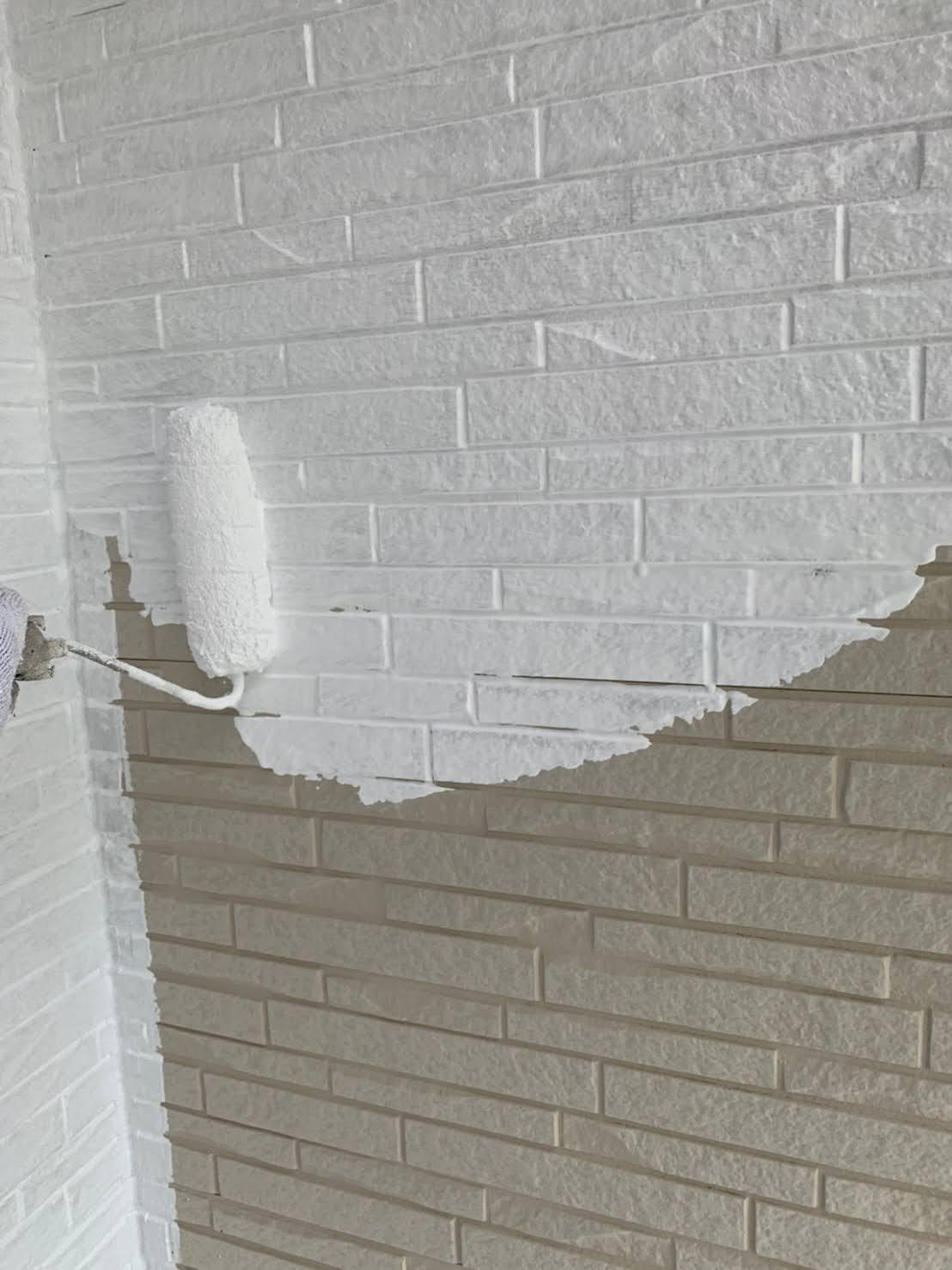 サイディング外壁塗装の画像