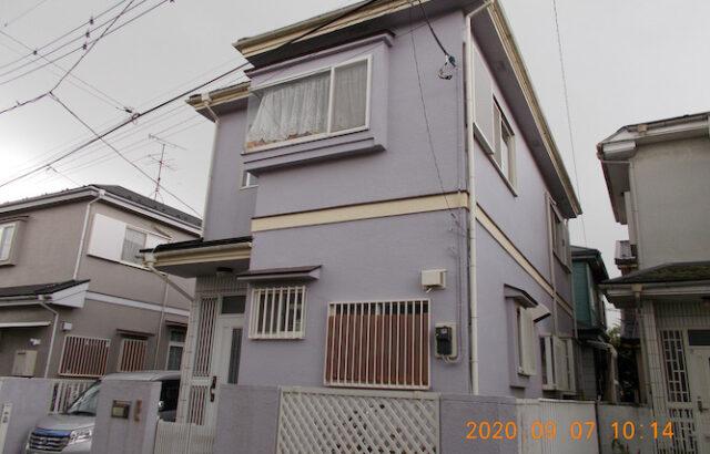 埼玉県春日部市 T様邸 外壁・屋根・付帯部の塗装工事