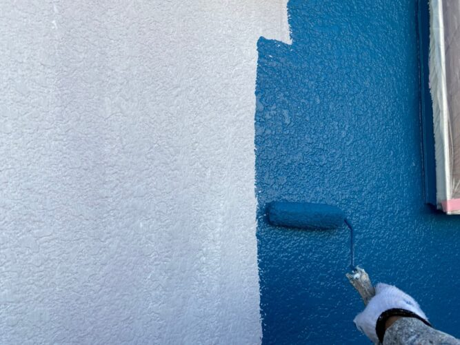 外壁塗装の画像