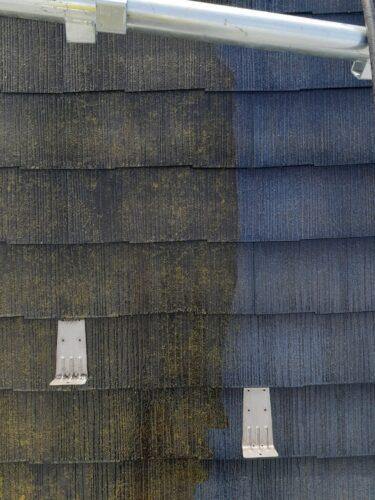 屋根塗装の画像